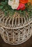 Cream Wire Basket